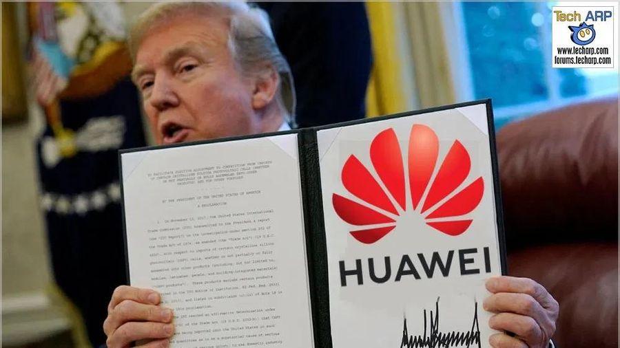 Microsoft sẽ tiếp tục bán phần mềm cho Huawei