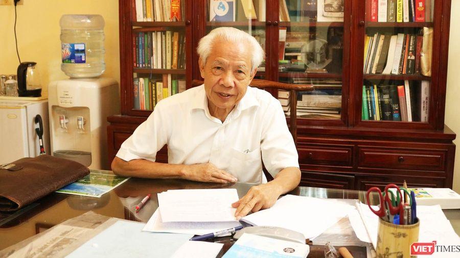 GS. Hồ Ngọc Đại nói gì sau khi Thủ tướng yêu cầu rà soát việc thẩm định sách giáo khoa và 'Chương trình thực nghiệm'?