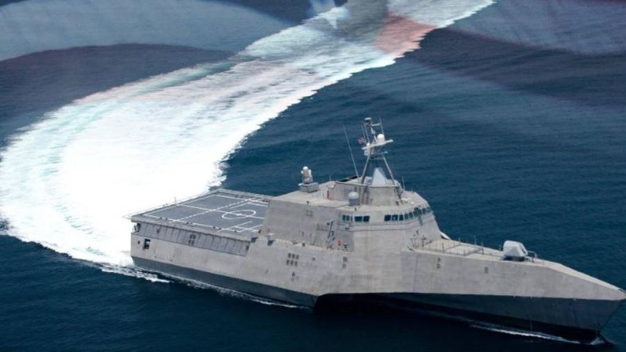 Tình hình Biển Đông mới nhất: Hai tàu chiến Mỹ thách thức yêu sách của TQ