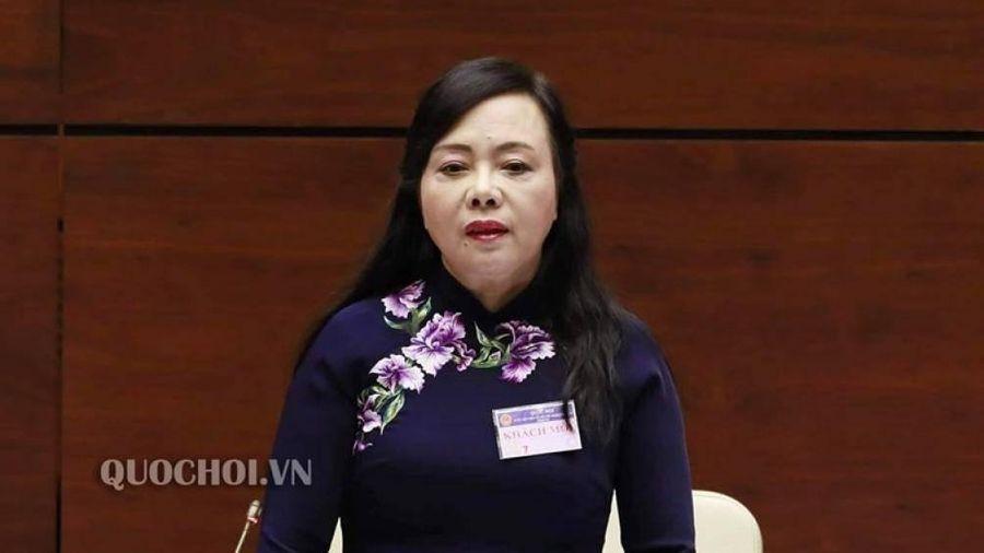 Bà Nguyễn Thị Kim Tiến chính thức rời 'ghế' Bộ trưởng Y tế