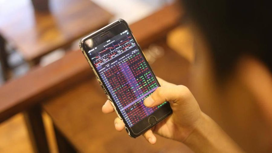 Chứng khoán ngày 22/11: Sắc đỏ áp đảo thị trường