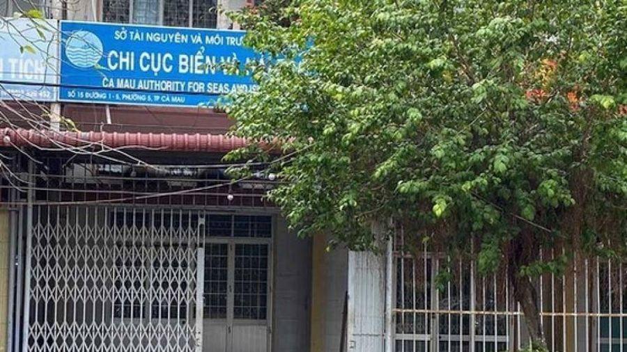 Vận động nữ Phó phòng ở Cà Mau từ nước ngoài gửi đơn xin nghỉ việc về nước