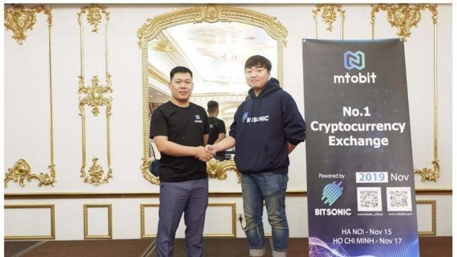 Sàn giao dịch top 3 Hàn Quốc – Bitsonic tiến vào thị trường Việt Nam