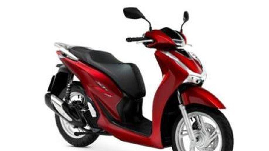 Honda SH 150i phân phối ra thị trường Việt muộn hơn so với kế hoạch