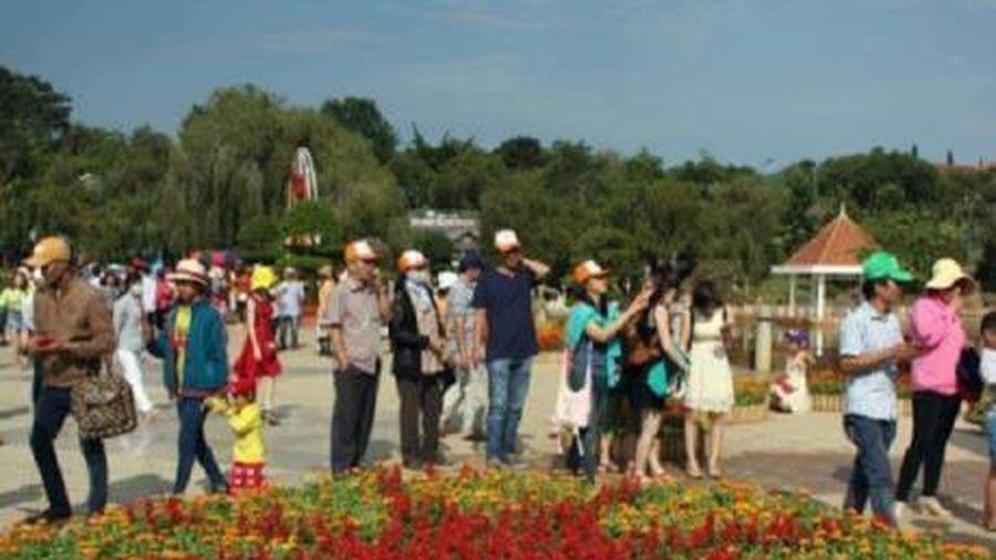 Festival Hoa Đà Lạt lần thứ VIII năm 2019 diễn ra từ ngày 20 - 24/12