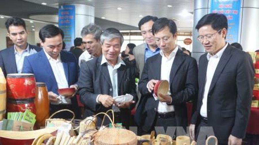 Kết nối tiêu thụ sản phẩm tỉnh Hà Nam