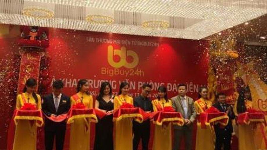 Ứng dụng mua sắm Bigbuy24h 'phủ sóng' tại Hà Nội