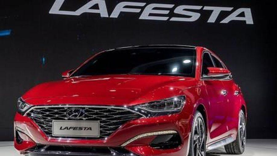 Hyundai sẽ 'trình làng' mẫu ô tô điện Lafesta trong năm 2020