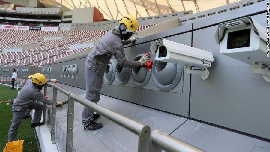 Giải pháp chống nóng cho kỳ World Cup 2022 của Qatar