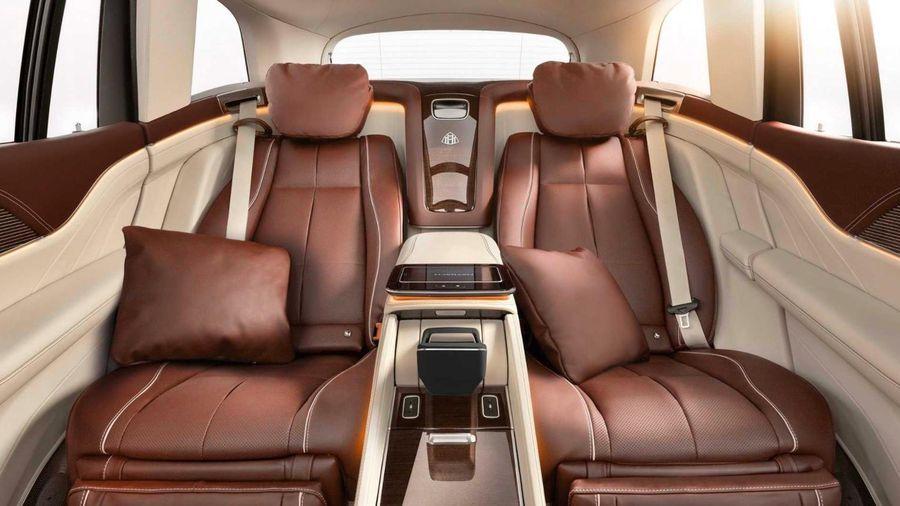 Mercedes-Maybach GLS 600 ra mắt tại Quảng Châu, Trung Quốc