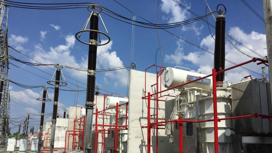 Đóng điện dự án nâng công suất TBA 500 kV Tân Định