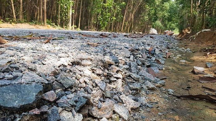 Gói Xây lắp tuyến Bình Phục - Ga Phú Cang (Quảng Nam): Dừng chấm thầu, chờ kết luận kiểm tra