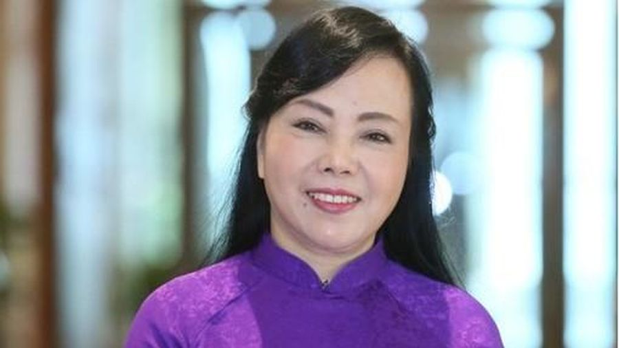 Bà Nguyễn Thị Kim Tiến thôi giữ chức Bộ trưởng Bộ Y tế