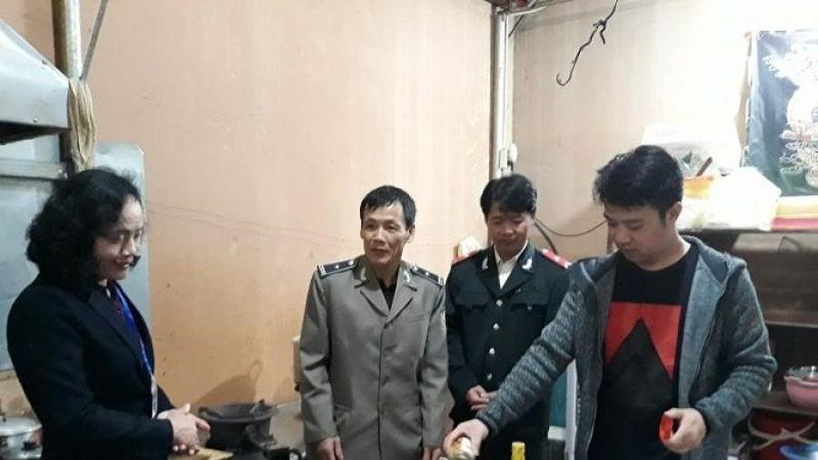 Lạng Sơn: Phát hiện nhiều vi phạm về an toàn thực phẩm