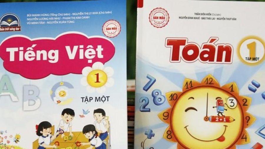 Công bố 32 cuốn sách giáo khoa lớp 1 chương trình phổ thông mới