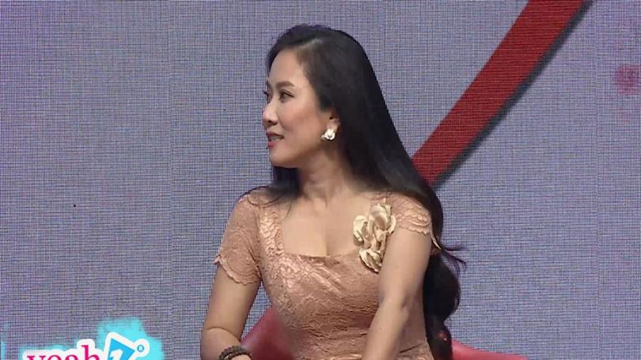 NSƯT Vân Khánh chia sẻ bí quyết vun đắp hạnh phúc gia đình