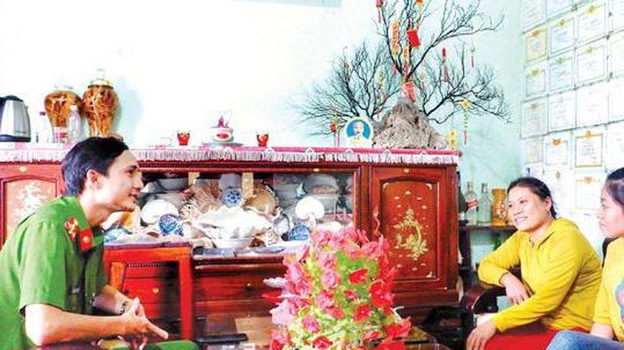 Quảng Ngãi: Huyện Bình Sơn gia tăng tệ nạn ma túy ở các xã ven biển