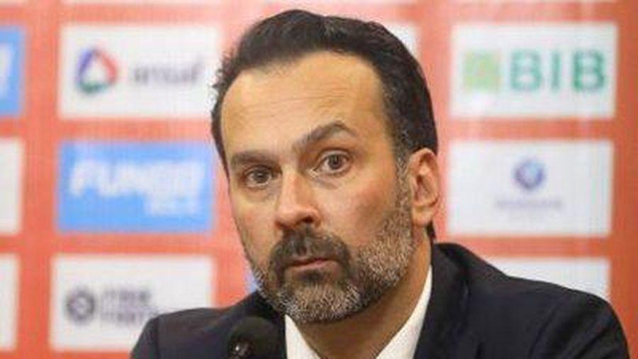 Câu lạc bộ bóng đá Thanh Hóa có tân huấn luyện viên người Italia