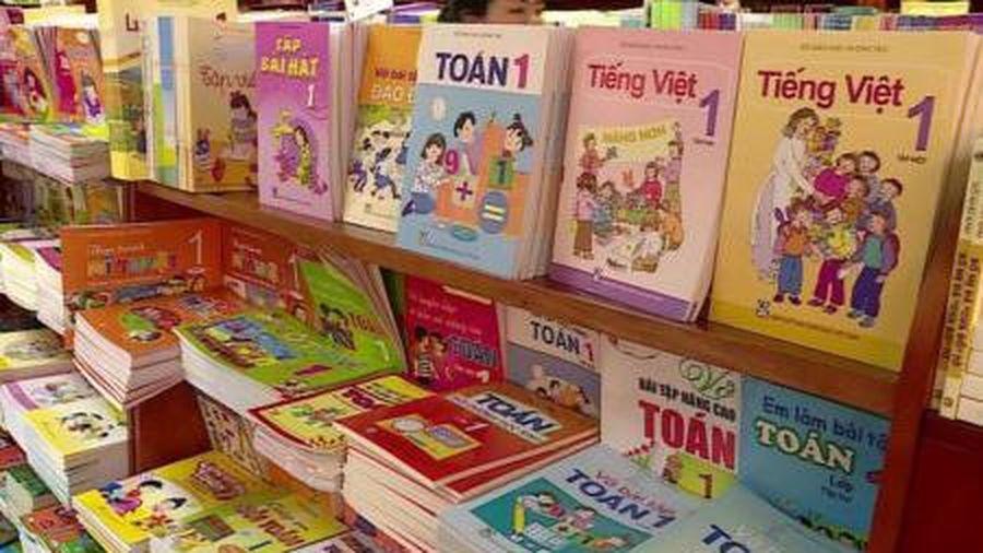 Chương trình GDPT mới: 32 sách giáo khoa lớp 1 được sử dụng