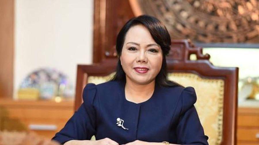 Bà Nguyễn Thị Kim Tiến chính thức rời ghế Bộ trưởng Bộ Y tế