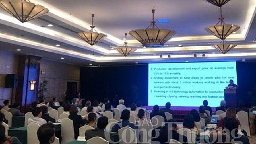 Việt Nam - Ấn Độ: Nhiều tiềm năng hợp tác trong lĩnh vực dệt may