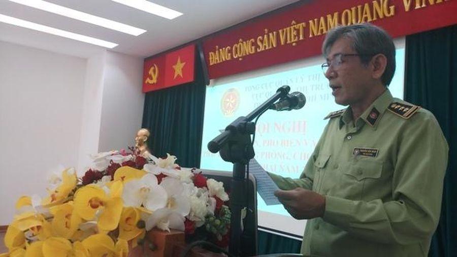 TP. Hồ Chí Minh: Tiểu thương phổ cập kiến thức phòng chống hàng giả