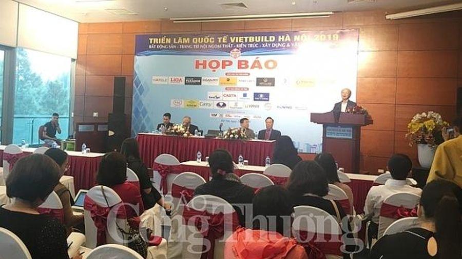 1.700 gian hàng tham gia Vietbuild Hà Nội 2019 lần 3