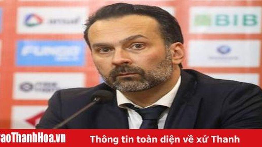 CLB Thanh Hóa chính thức có tân HLV trưởng Fabio Lopez người Italia