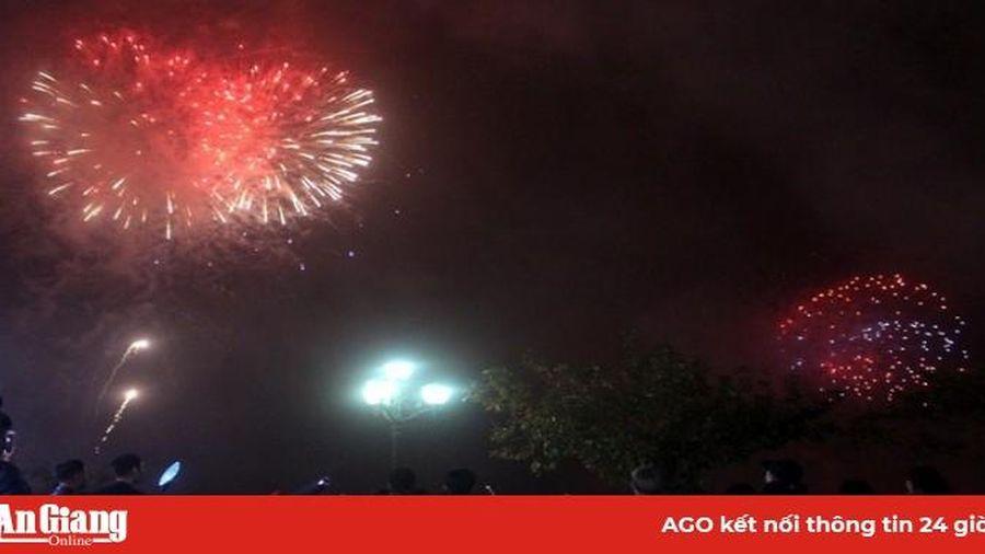 Phú Tân sẽ tổ chức bắn pháo hoa dịp Tết Nguyên đán Canh Tý 2020