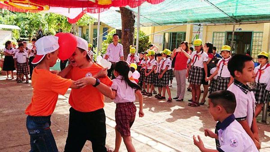 Ngày hội giao lưu giáo dục hòa nhập cho trẻ em khuyết tật
