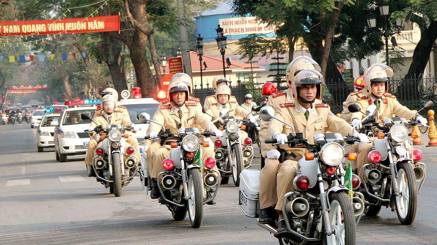 Bộ Công an đề xuất xây dựng Luật Trật tự, an toàn giao thông đường bộ