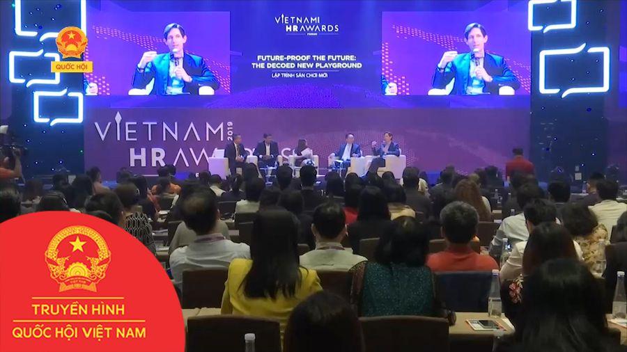 VIETNAM HR AWARDS 2019 - CHẠM BƯỚC TƯƠNG LAI