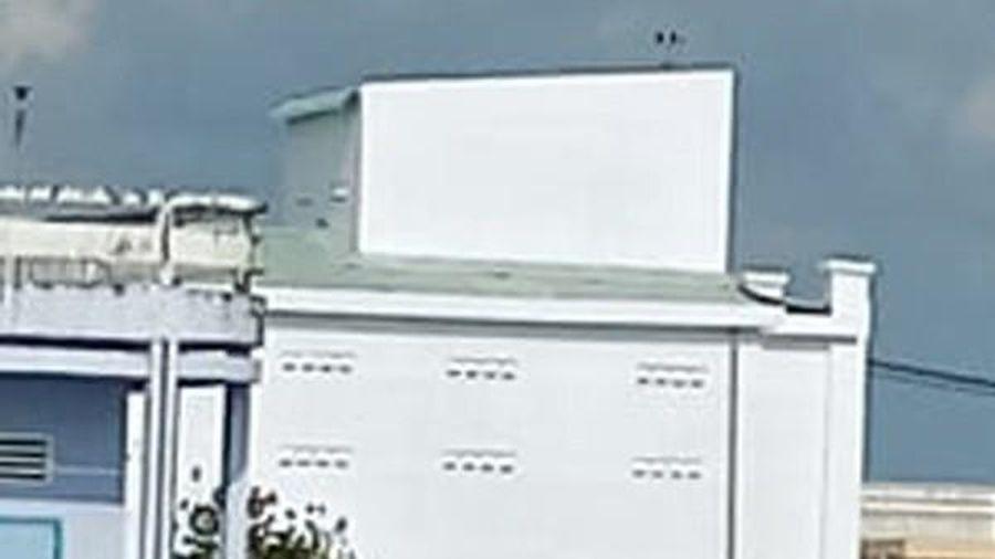 Chủ doanh nghiệp ở Sóc Trăng biến công trình nhà ở thành nhà nuôi yến
