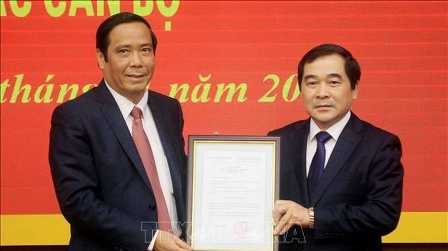 Bạc Liêu, Thái Bình, Hà Nam có nhân sự, lãnh đạo mới