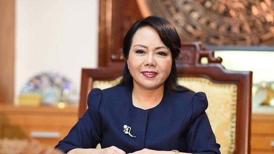 Quốc hội nhất trí miễn nhiệm Bộ trưởng Y tế Nguyễn Thị Kim Tiến