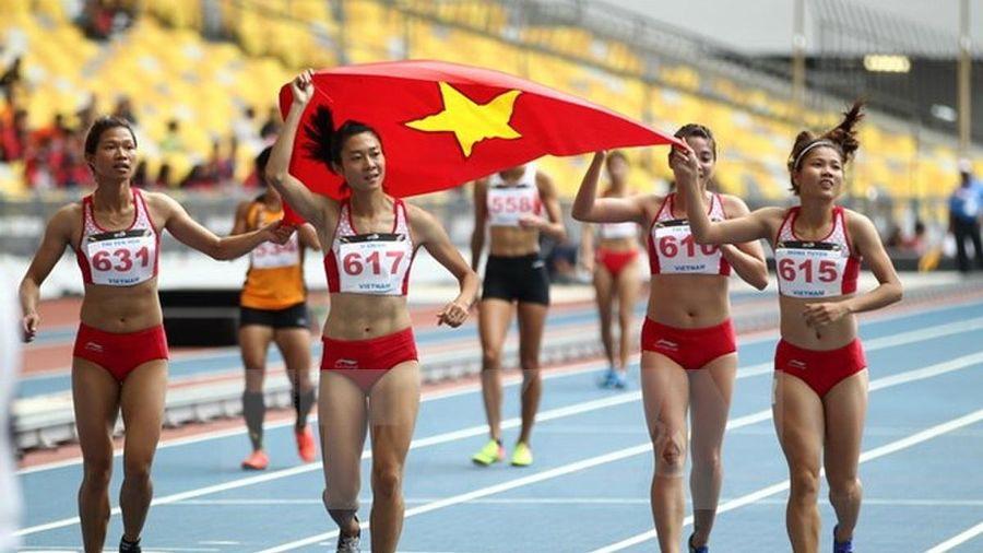Chi tiết lịch thi đấu điền kinh Việt Nam tại SEA Games 30
