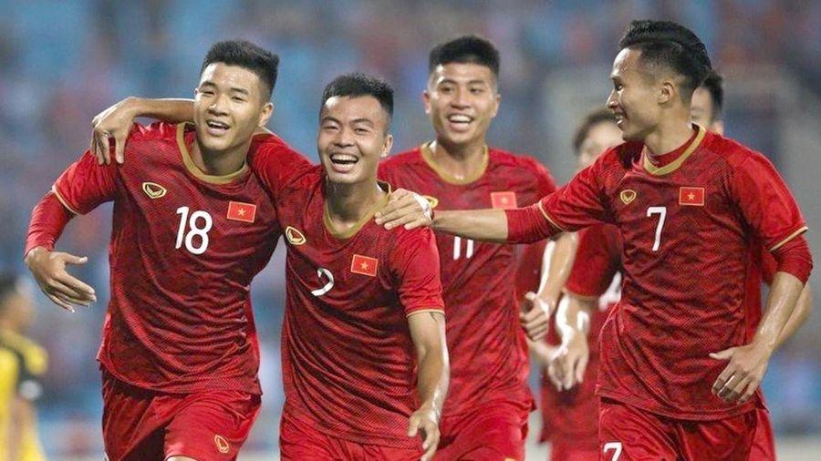 Bất ngờ với số áo của U22 Việt Nam tại SEA Games 30