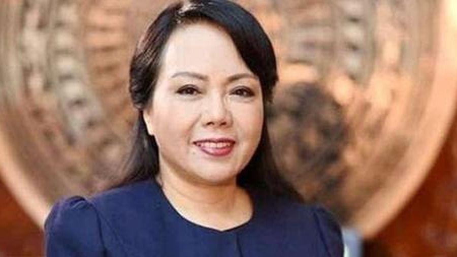 Trình Quốc hội phê chuẩn miễn nhiệm Bộ trưởng Nguyễn Thị Kim Tiến