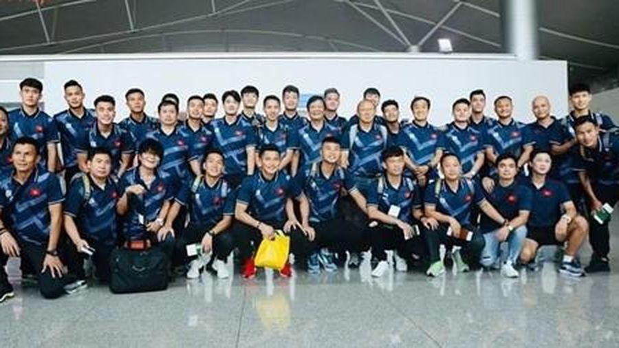 Đội tuyển U22 Việt Nam gặp khó khăn tại Philipppines