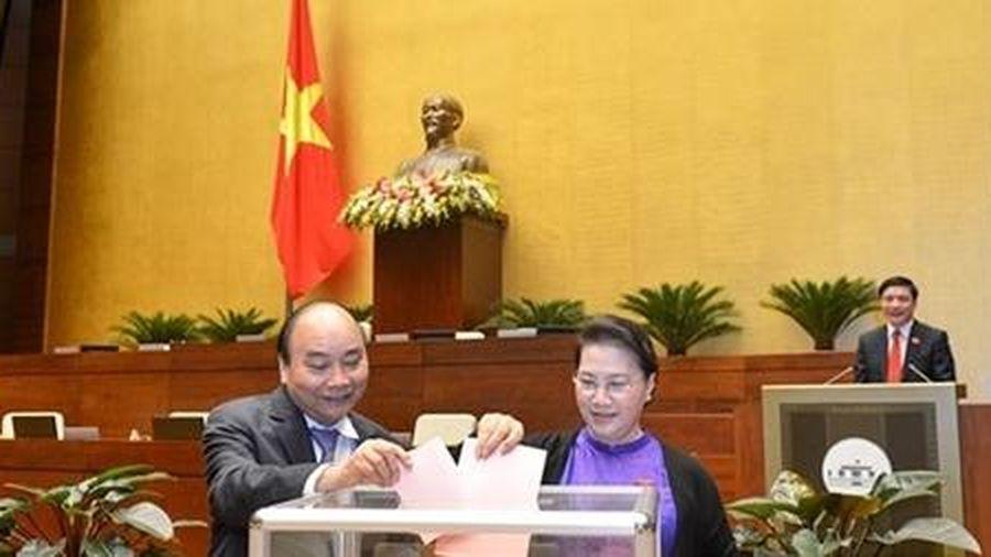 Chính thức miễn nhiệm Bộ trưởng Bộ Y tế đối với bà Nguyễn Thị Kim Tiến