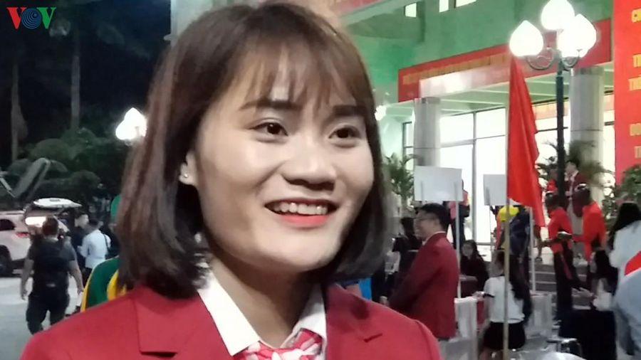 SEA Games 30: Quách Thị Lan tuyên chiến với các đối thủ