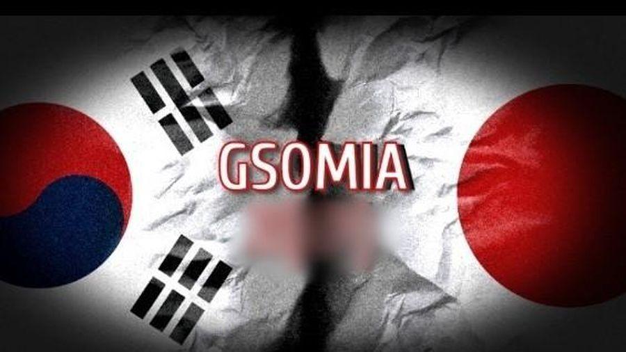 Bất chấp sức ép từ Mỹ, Hàn Quốc chấm dứt chia sẻ tình báo với Nhật Bản