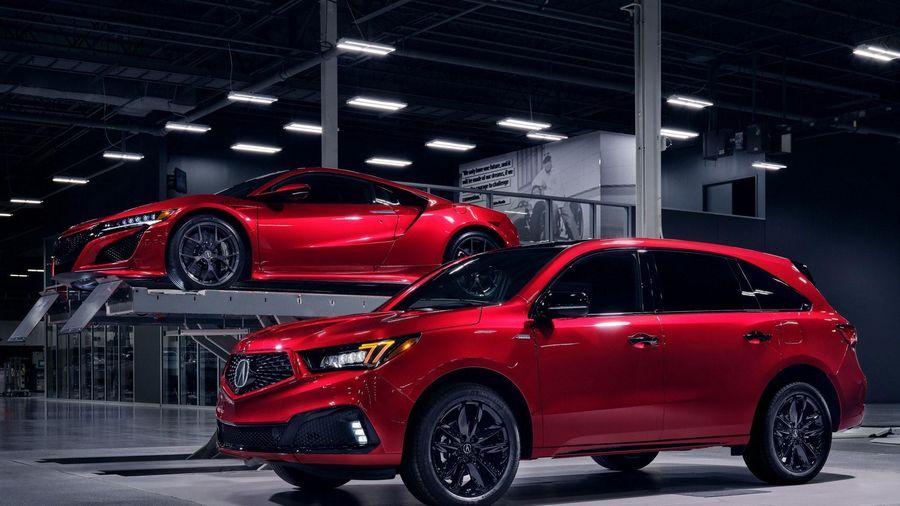 Acura ra mắt mẫu MDX PMC 2020 tại Triển lãm ô tô Los Angeles