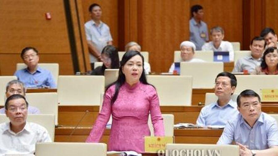 Trình Quốc hội miễn nhiệm Bộ trưởng Y tế và Chủ nhiệm Ủy ban Pháp luật