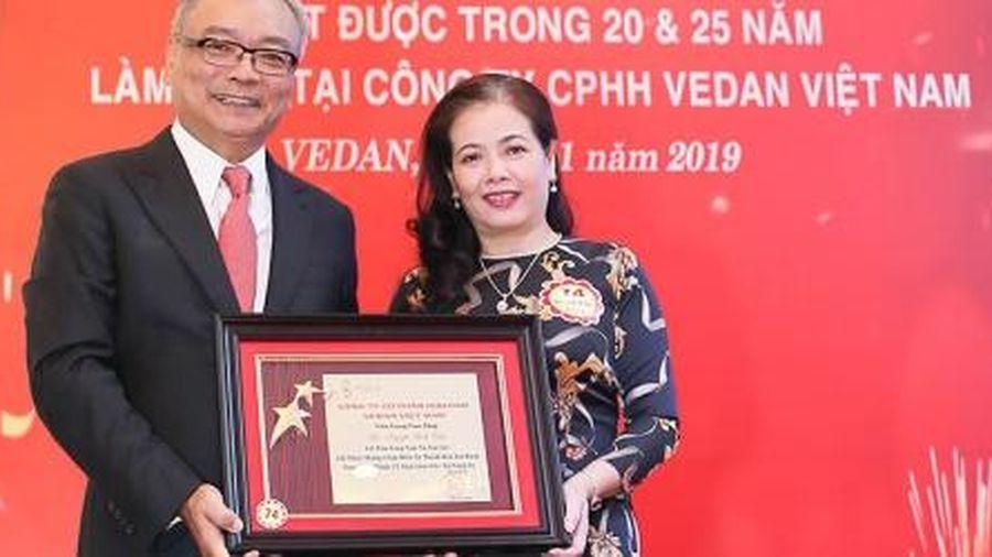 Vedan Việt Nam – 'Mái nhà' gắn kết người lao động