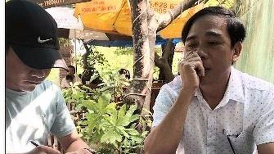Quảng Nam: Đề nghị truy tố cán bộ huyện vòi tiền doanh nghiệp