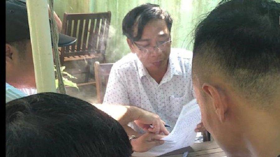 Quảng Nam: Đề nghị truy tố nguyên phó phòng kinh tế huyện nhận tiền doanh nghiệp