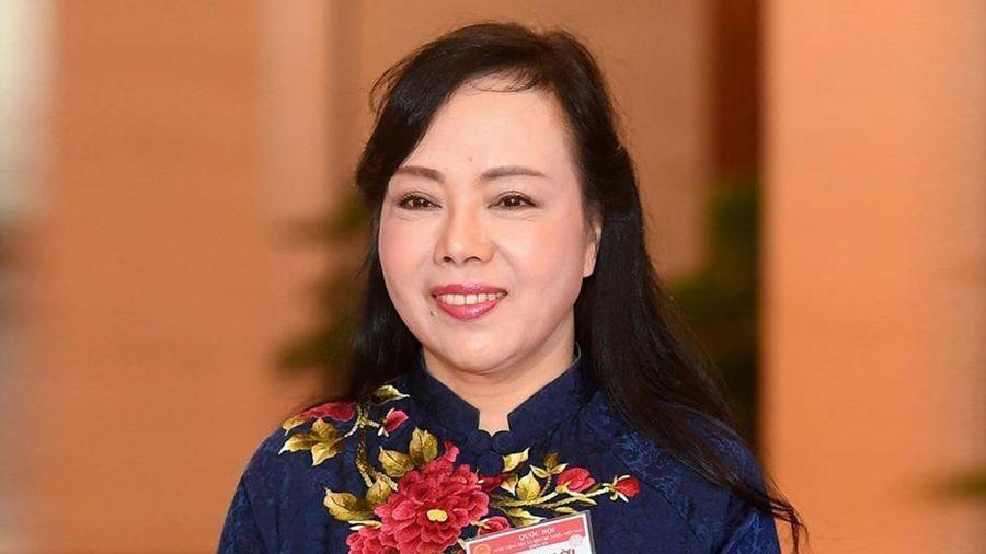 Kết quả bỏ phiếu miễn nhiệm Bộ trưởng Bộ Y tế Nguyễn Thị Kim Tiến