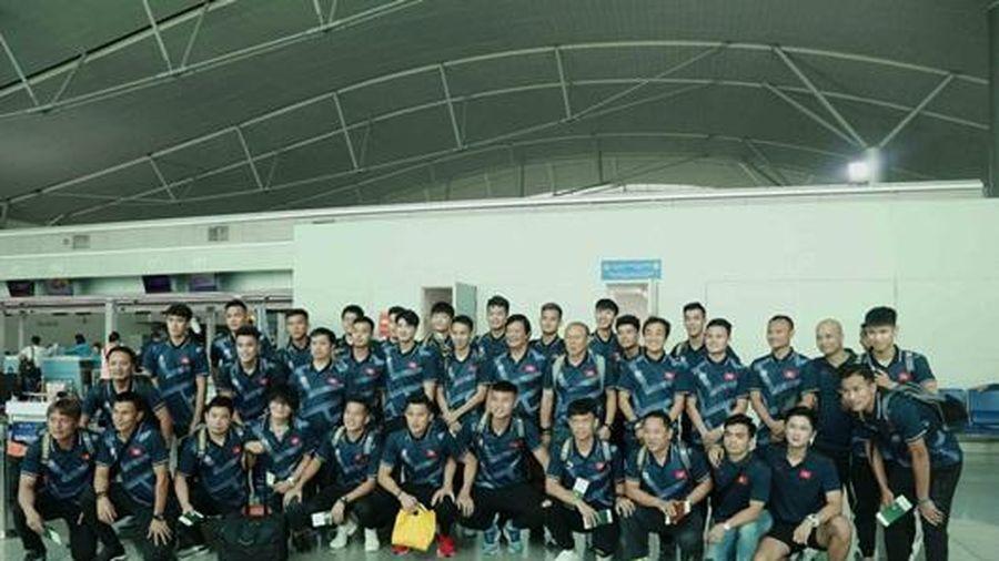 U22 Việt Nam sang Philippines, sẵn sàng chinh phục HCV SEA Games