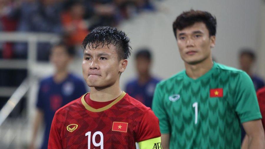 U22 Việt Nam dự SEA Games: Bùi Tiến Dũng số 1, số 10 bỏ trống